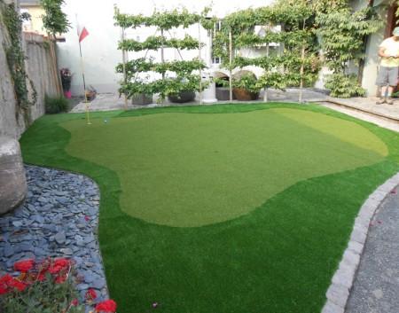 Green de golf
