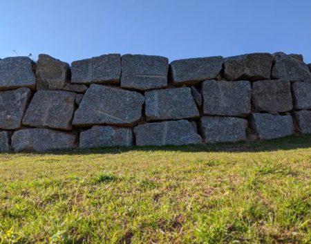 Enrochement en Granit de La Bresse